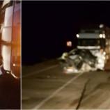 Boyabat-Sinop Yolunda Tır İle Otomobil Çarpıştı. 1 Ölü…