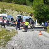 Dikmen Yolunda Feci Trafik Kazası, 5 Yaralı…