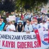 Sinop'ta Memur-Sen'den seyyanen zam talebi…