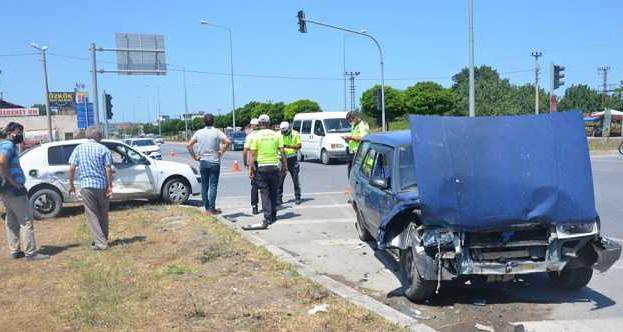 Samsun-Sinop yolunda kaza: 7 yaralı…