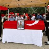 Suriye Şehidi Vezirköprülü Er Emrah Arslan Dua ve Gözyaşları ile Vatan Toprağına Emanet Edildi…