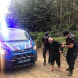 82 Yaşındaki Dedeyi Ormanda Jandarma Buldu…