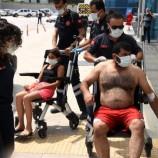 Sinop'ta fırtınada can pazarı: Boğulma tehlikesi geçiren 4 kişi kurtarıldı…