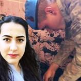 Şok Çalışanı Genç Kızın Eşyalarını Bulan Mehmetçik Göz Yaşlarına Boğuldu…