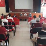 Boyabat'ta Okul Müdürleri Toplantısı Yapıldı…