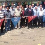 (BBP) Teşkilat Başkan Yardımcısı Tahir Şahin, Saraydüzü'nde Muhtarlarla Buluştu…