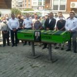 CHP'NİN Acı Kaybı ; Avukat Ali Galip Ergül için CHP ve Sinop Barosunda tören düzenlendi…