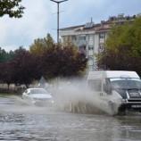 Sinop Ve Çevresinde Şiddetli Yağış Uyarısı!…