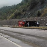 Kargı'da yolcu otobüsü ile TIR çarpıştı…