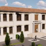 Boyabat Öğretmenevi olarak hizmet verecek Tarihi İnönü ilköğretim okulunun restorasyon ihalesi 30 Eylül'de yapılıyor.