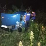 Kaza Yapan Sürücüyü AFAD Ormanda CANLI Buldu…