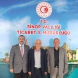 Türkiye Ahilik Yarışmasında Türkiye 3. İlçemiz Gökdere Mahallesinden Marangoz Kenan Arslan Oldu…