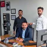 """Boyabat'ta """"KOCA MİMARLIK"""" yeni ofisi hizmete açıldı…"""