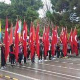 ATATÜRK'ÜN Sinop'a Gelişinin 93 yılı Coşku ile kutlandı…