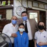 Boyabat'ta Öğrenciler Ahilik Haftasını Kutladılar…