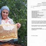 Sinop Üniversitesi Onayladı; Boyabat Balı Hakiki Şekersiz ve Doğal…