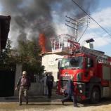Saraydüzü Akbelen köyünde Yangın…