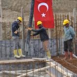 Marangozlar Ve İnşaatçılar Küçük Sanayi Sitesi Temeli Atıldı…