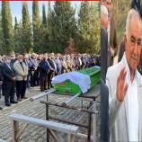 Mustafa Sönmez(71) Dualarla Ebediyete Uğurlandı..