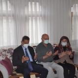 Vali Karaömeroğlu Boyabat'ta Şehit Ailesini Ziyaret Etti…