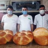Şaşmaz Kardeşler Trabzon Vakfı Kebir Ekmek Fırını Hizmetinizde…